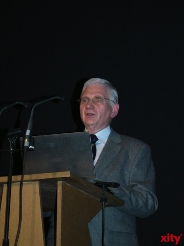 Dr. Edmund Spohr, Vorsitzender der AGD. (xity-Foto: T. Hermann)