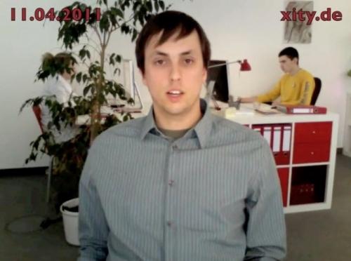 Tobias aus dem Newsroom