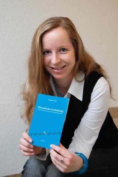 Debütroman von Christine Pierk (Foto: Christine Pierk)