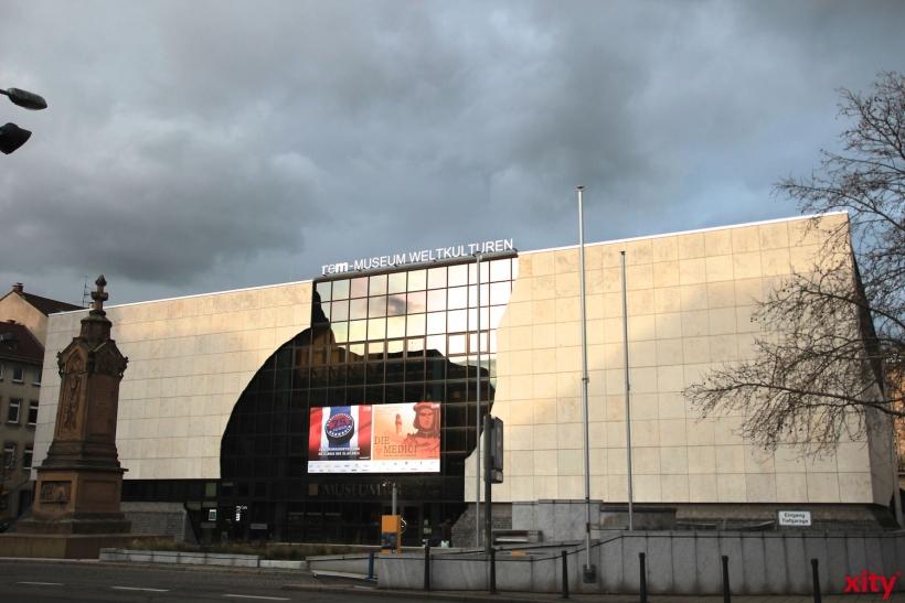 """Die Reiss-Engelhorn-Museen in Mannheim zeigen die Ausstellung """"Die Medici - Menschen, Macht und Leidenschaft"""" (xity-Foto: P. Basarir)"""
