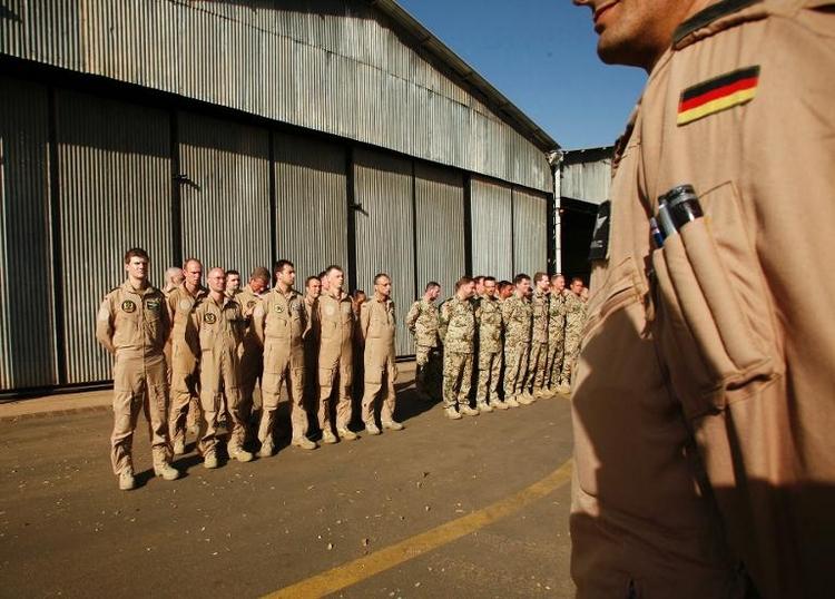 Bundeswehr könnte bald in Somalia zum Einsatz kommen (© 2014 AFP)