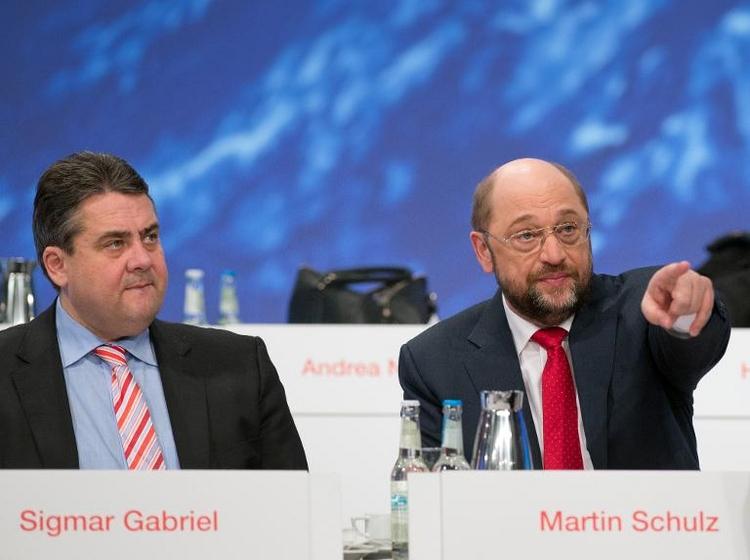 Bericht: SPD investiert Rekordsumme in Europawahl (© 2014 AFP)