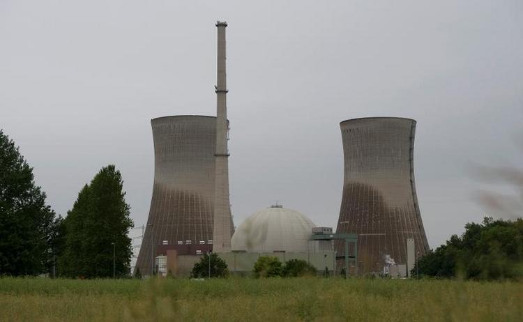 Bayern fordert Gaskraftwerk nahe Akw Grafenrheinfeld (© 2014 AFP)