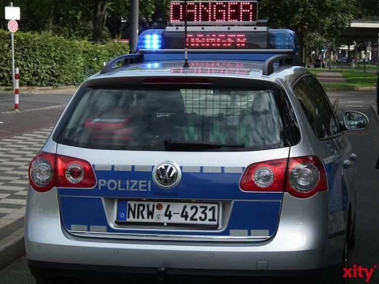 Verkehrsunfall mit zwei Schwerverletzten (xity-Foto: M. Völker)