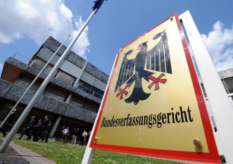Karlsruhe prüft Rechtmäßigkeit der Bundespräsidentenwahl (© 2014 AFP)