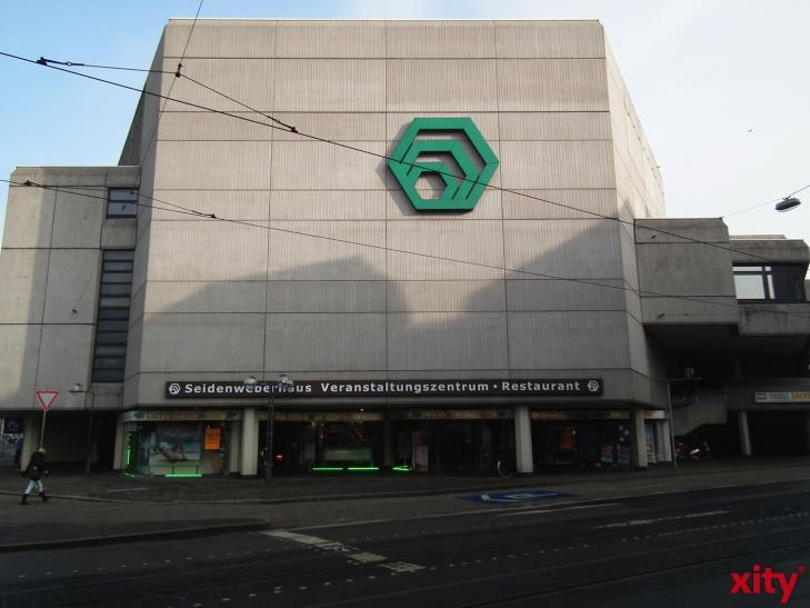 """Eine """"Bürgerbeteiligung"""" zur Frage der Zukunft des Krefelder Seidenweberhauses schlägt Gregor Kathstede vor (xity-Foto: E. Aslanidou)"""