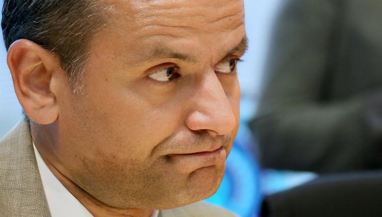 Kinderporno-Verdacht: Razzia bei SPD-Politiker Edathy (© 2014 AFP)