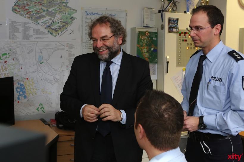 Norbert Wesseler ist neuer Polizeipräsident (xity-Foto: D. Creutz)