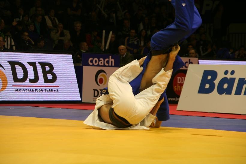 Judo Grand-Prix 2014 in Düsseldorf (xity-Foto: M. Völker)
