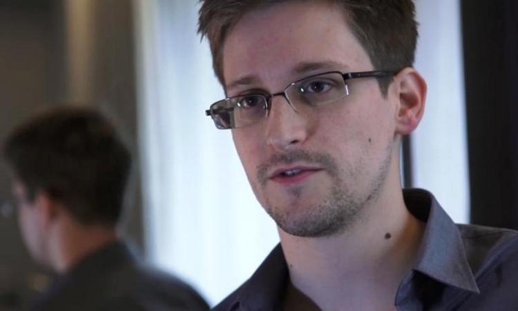 Snowden ruft Regierungen und Bürger zu Partnerschaft auf (© 2014 AFP)
