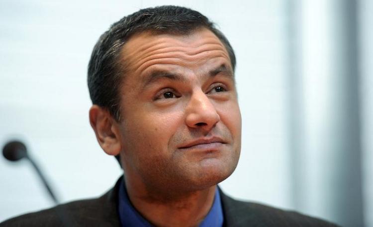Gabriel wusste seit Oktober von Verdacht gegen Edathy (© 2014 AFP)
