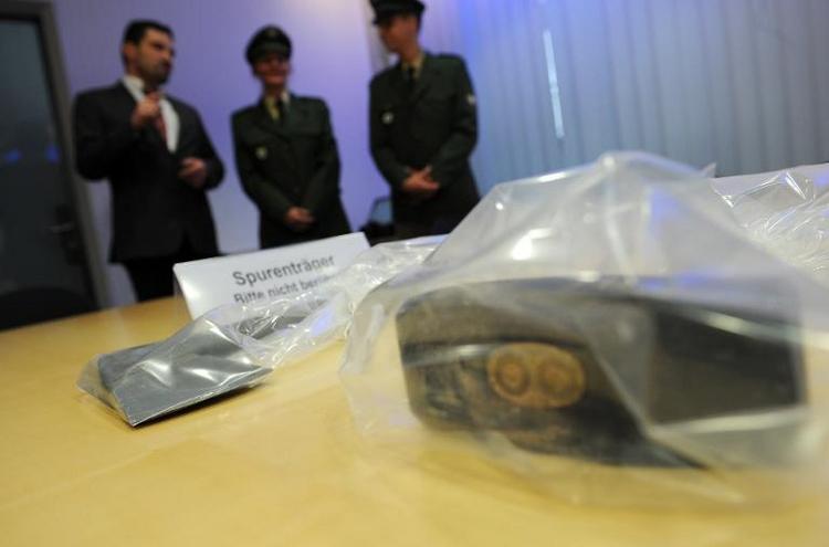 Polizei rätselt über Hintergrund von Juwelier-Überfall (© 2014 AFP)