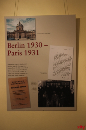 Neue Ausstellung im Goethe-Museum Düsseldorf (xity-Foto: P. Orschel)