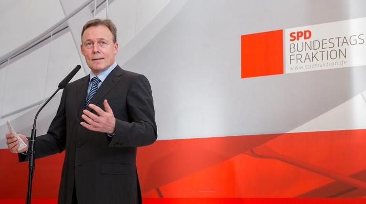 SPD-Führung wusste seit Herbst von Verdacht gegen Edathy (© 2014 AFP)