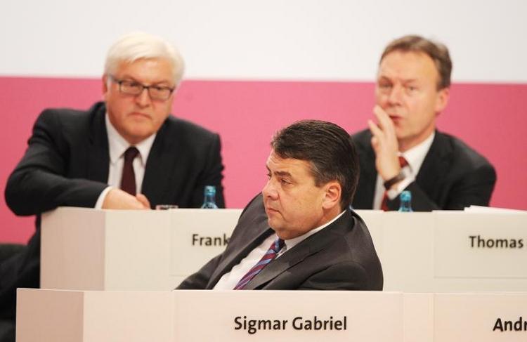 Gabriel: Im Fall Edathy keine personellen Folgen für SPD (© 2014 AFP)