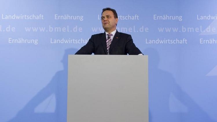 Friedrich: Trotz Rücktritt keinen Groll gegen Gabriel (© 2014 AFP)