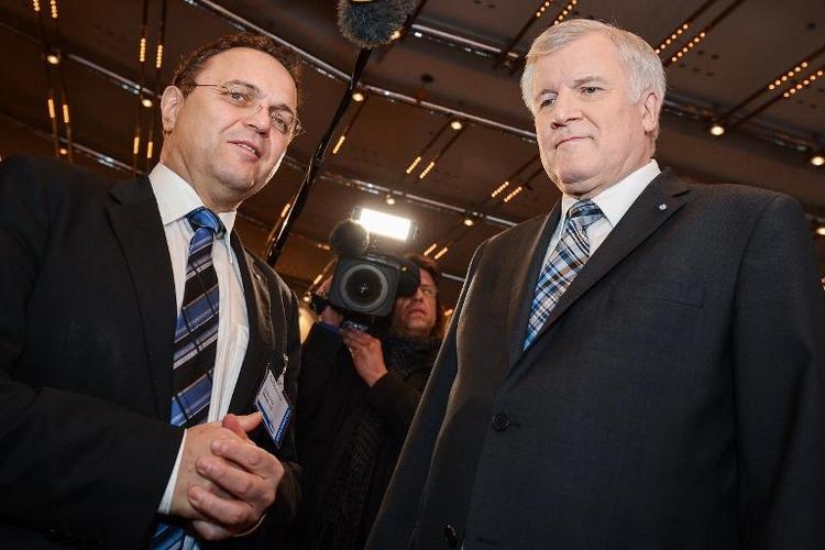 CSU will Montag Friedrich-Nachfolger bekannt geben (© 2014 AFP)