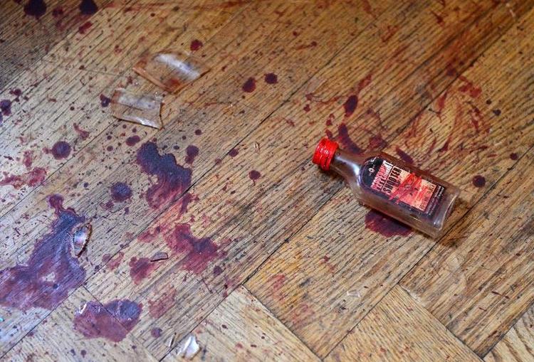 Nach Überfall in Thüringen Einsatz gegen Rechtsextreme (© 2014 AFP)