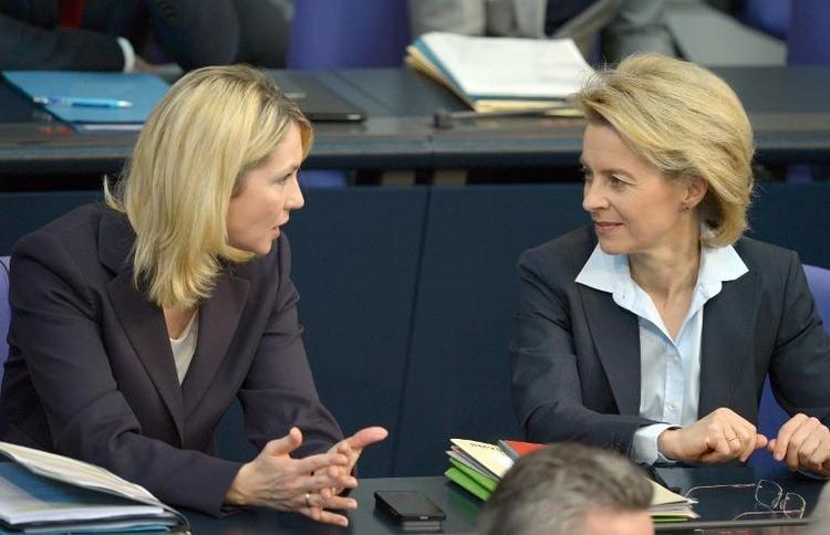 Minister sparen Geld für Berliner Wohnung (© 2014 AFP)