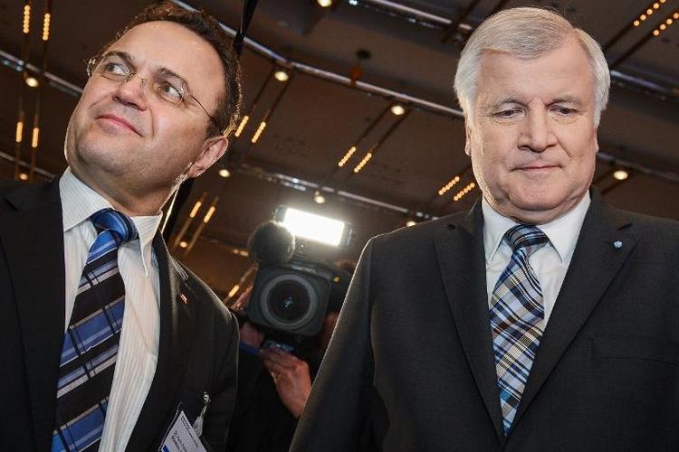 Spekulationen um Friedrichs politische Zukunft (© 2014 AFP)
