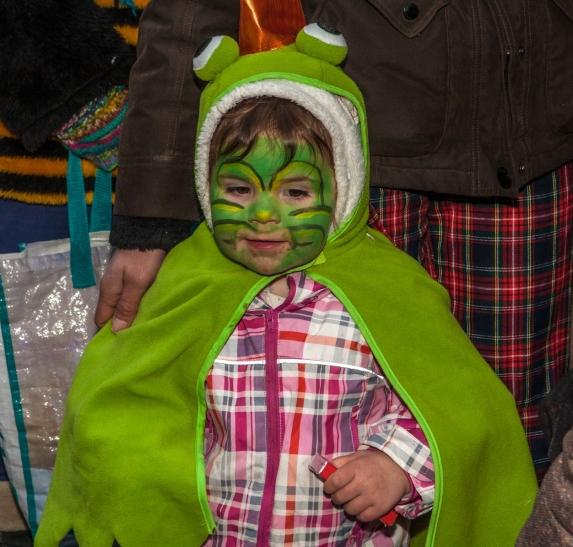 Karneval für Minis in der Kinder und Jugendbibliothek Düsseldorf (xity-Foto: R. Schumacher)