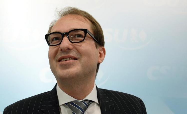 Dobrindt wirft Oppermann Vertrauensbruch vor (© 2014 AFP)