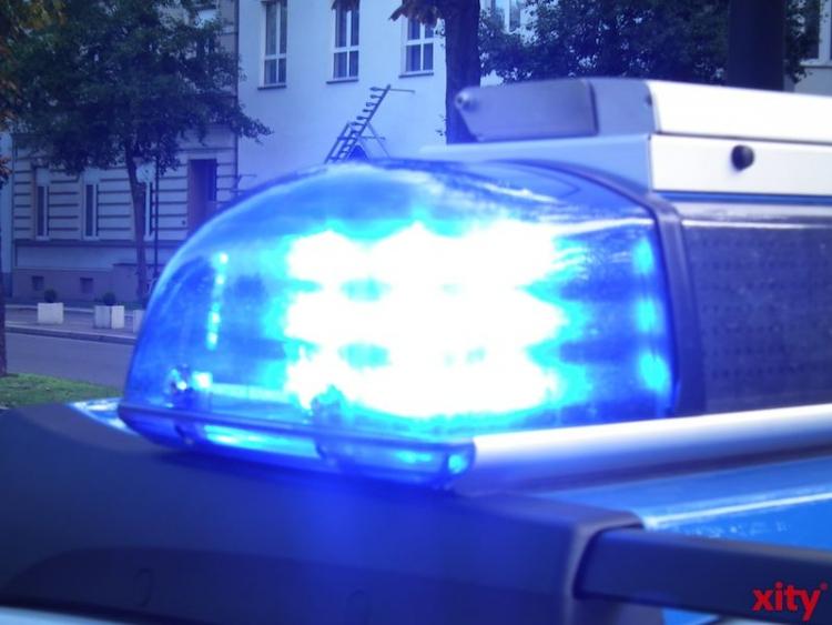 Verkehrsunfall in Düsseldorf-Oberbilk (xity-Foto: M. Völker)