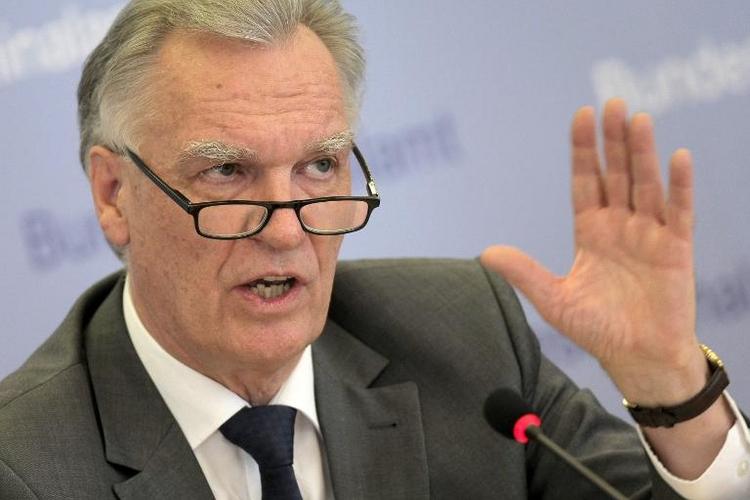 Staatsanwaltschaft prüft Ermittlungen gegen Ziercke  (© 2014 AFP)