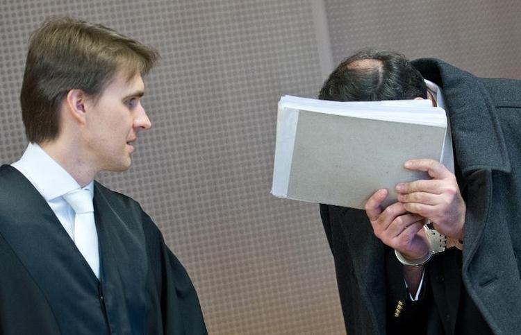 Flugschüler wegen versuchten Mordes vor Gericht (© 2014 AFP)
