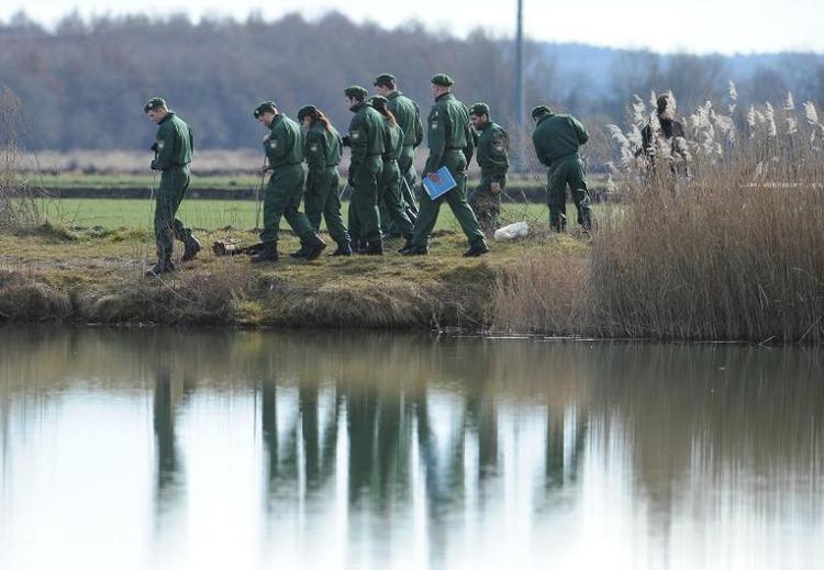 Zwölfjähriges Mädchen in Bayern tot aufgefunden (© 2014 AFP)