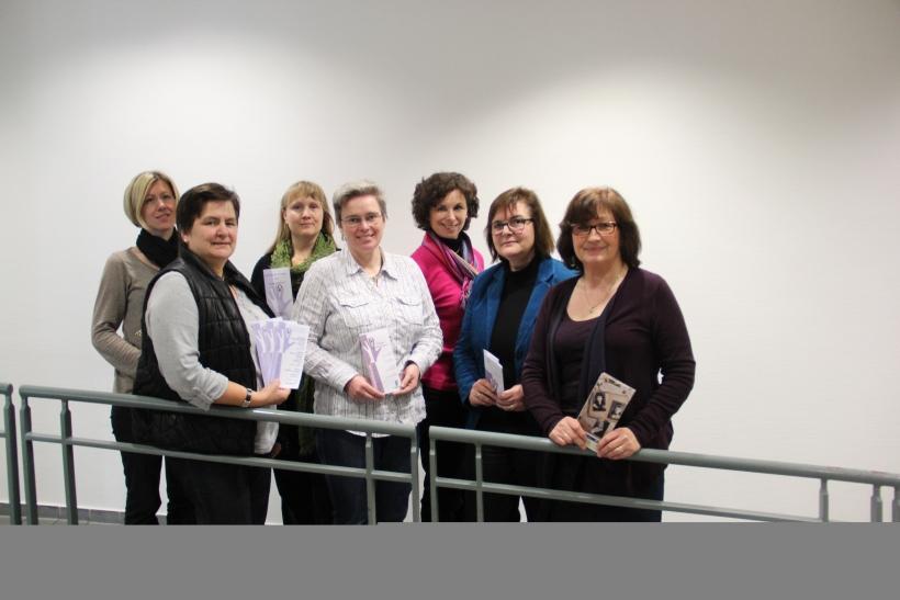 Die Arbeitsgemeinschaft der Gleichstellungsbeauftragten im Rhein-Kreis Neuss hat das Programm rund um den internationalen Frauentag 2014 vorgelegt.(Foto: Stadt Neuss)