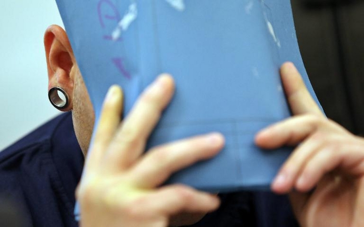 Haftstafen wegen Überfalls auf syrisch-stämmige Familie  (© 2014 AFP)