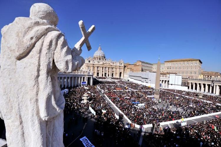 Finanzgericht: Spende an den Papst nicht absetzbar (© 2014 AFP)