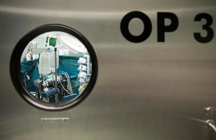 Offenbar falsche Hirntod-Diagnosen in deutschen Kliniken (© 2014 AFP)