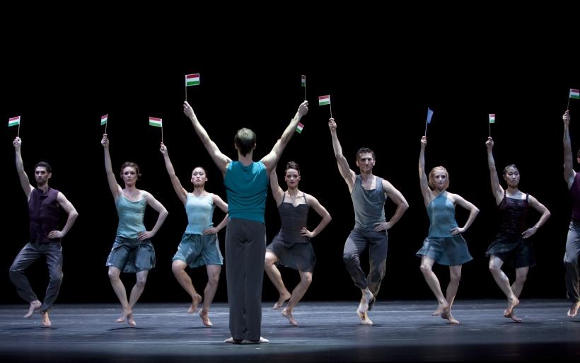 Drei Schläpfer-Ballette zu Gast in St. Pölten (xity-Foto: Gert Weigelt)