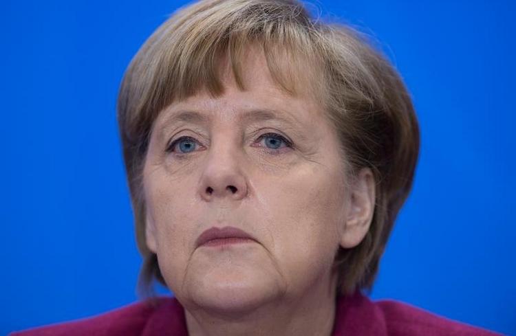 Union fällt in Umfrage auf 40 Prozent (© 2014 AFP)