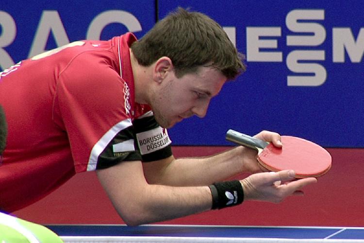 Timo Boll rangiert auch im Februar 2014 weiterhin auf Platz acht der Weltrangliste (xity-Foto: M. Völker)