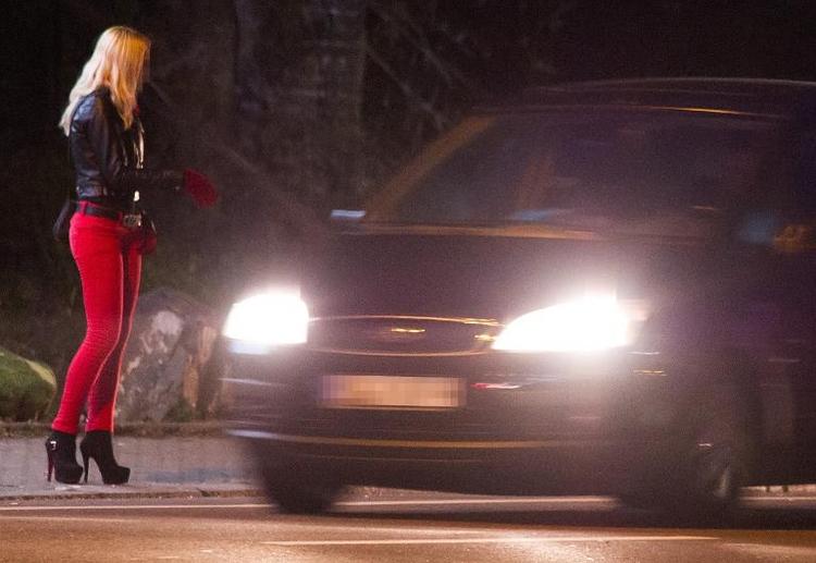 Saarbrücken will schärfere Regeln zu Straßenprostitution (© 2014 AFP)