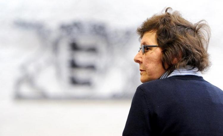 Reststrafe von Verena Becker zur Bewährung ausgesetzt (© 2014 AFP)