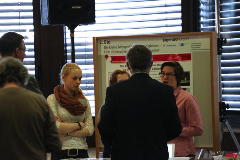 ′Jugend Forscht′ fördert Talente (xity-Foto: D. Creutz)