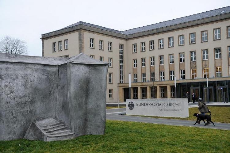 """Kein rückwirkender """"Mehrbedarf"""" bei Hartz IV (© 2014 AFP)"""
