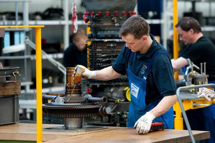 Seit 1992 rund 1,2 Millionen Jobs im Osten weg gefallen (© 2014 AFP)