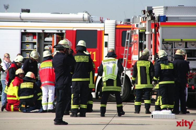 Deutsche vertrauen Feuerwehrleuten und Krankenpflegern (xity-Foto: M. Völker)