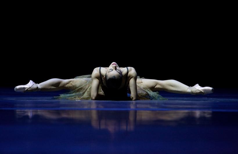 Drei Schläpfer-Ballette zu Gast in St. Pölten (Foto: Gert Weigert)