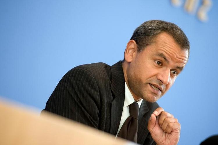 Linke fordert Sonderermittler für Fall Edathy (© 2014 AFP)