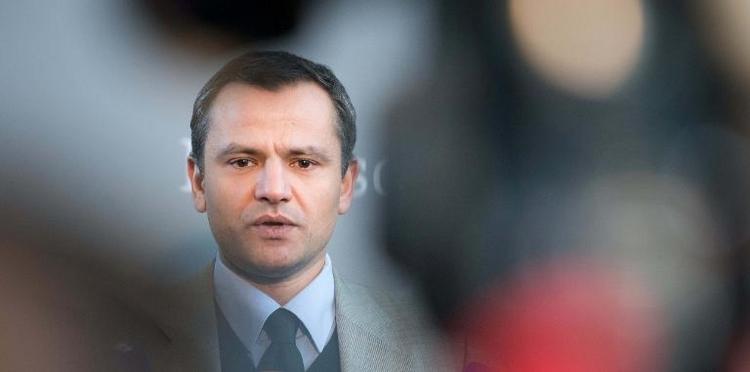 Bürger laut Umfrage für Ausschluss Edathys aus der SPD (© 2014 AFP)