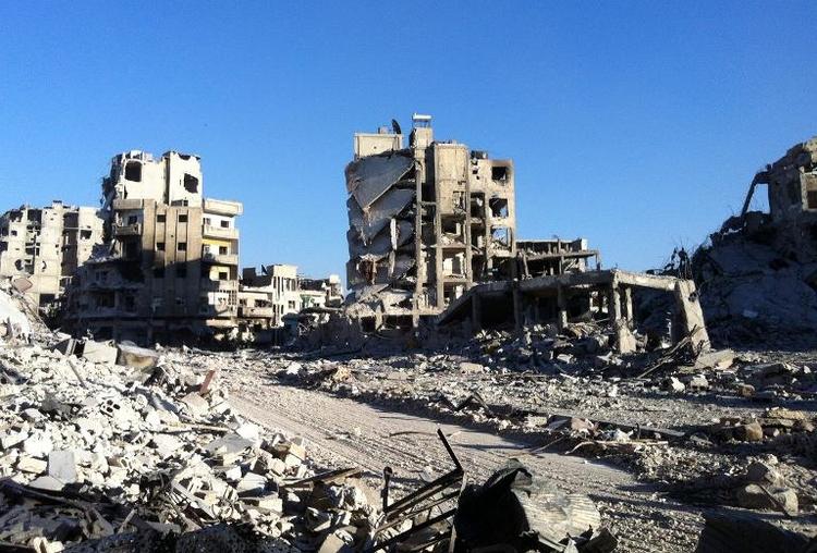 Zahl der Syrien-Kämpfer aus Deutschland nimmt zu (© 2014 AFP)