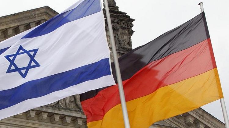 """Ben-Zeev: Deutsch-israelisches Verhältnis """"aus der Spur"""" (© 2014 AFP)"""