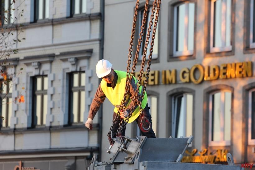 Baunachfrage in NRW im vierten Quartal 2013 um 2,9 Prozent gestiegen (xity-Foto: D. Creutz)