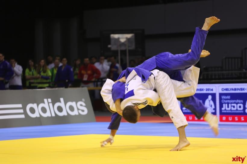 Erfolgreicher Judo Grand Prix 2014 (xity-Foto: D. Creutz)